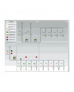 OPCION DE COMUNICACION MODBUS RS 485 PARA DMX3 2880504 LEGRAND