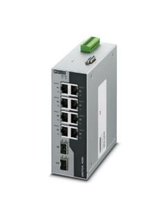 INDUSTRIAL ETHERNET SWITCH - FL SWITCH 4008T-2SFP 289106294 PHOENIX CONTACT