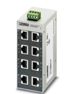 PC SWITCH NO/GEST 8/RJ45 24VCC P/R/DIN ESTRECHO/50MM 289192994 PHOENIX CONTACT