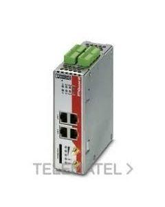 PC ROUTER T/MOVIL C/C/FUEGO VPN 1xWAN 4xLAN 24VCC 290344194 PHOENIX CONTACT