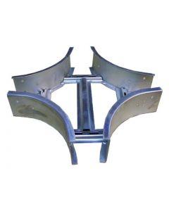 CURVA EPC CX  100x100x2.0mm (EG) R=200 301001537 MJM
