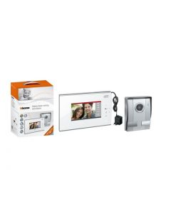 CT KIT VIDEO COLOR M/LIBRES 7 TOUCH 31681302 BTICINO