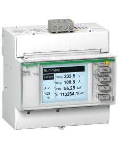CENTRAL DE MEDIDA RIEL DIN PM3250 MODBUS 328602659 SCHNEIDER ELECTRIC