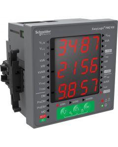 CENTRAL DE MEDIDA PANEL PM2120 - MODBUS 328609459 SCHNEIDER ELECTRIC