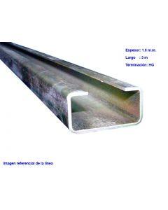 PERFIL 19x35x3000x1.5mm (HG) 337410488 MERY