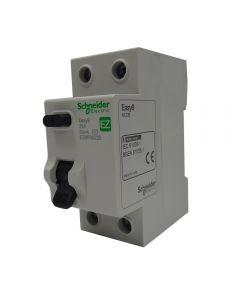 INTERRUPTOR DIFERENCIAL EASY9 2P 25A 3622559 SCHNEIDER ELECTRIC