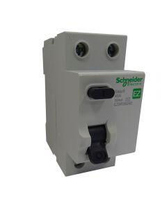 INTERRUPTOR DIFERENCIAL EASY9 2P 40A 3624059 SCHNEIDER ELECTRIC