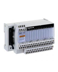 BASE CONEXION TELEFAST 16/CANALES 2/2 38610459 SCHNEIDER ELECTRIC