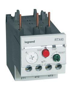 RELE TERMICO RTX340 DE  913A 41665204 LEGRAND