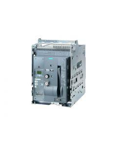 INT AUTOMATICO 3x 1600A EXT MOT 24VDC 66KA 43027861 SIEMENS