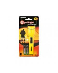 LINTERNA PLASTICA 3 LED C/2PILAS AA 439920222 CAMELION