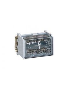 REPARTIDOR BIPOLAR 100A42X44X70MM 488004 LEGRAND