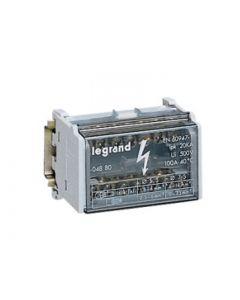 REPARTIDOR BIPOLAR 125A42X44X140MM 488204 LEGRAND