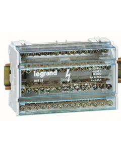 REPARTIDOR TETRAPOLAR 125A 488804 LEGRAND