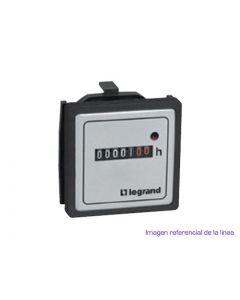 HOROMETRO 12 - 36 VAC. 4956004 LEGRAND