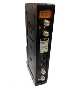 T12 AMPLIFICADOR MONOCANAL BI/SUBB 47-100MHZ G 50DB VS 123DB V 508112146 TELEVES