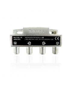 DERIVADOR 5-2400MHZ F 2D 12DB INTERIOR (TA - PLANTA 1) 5130146 TELEVES