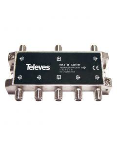 DERIVADOR 5-2400MHZ F 6D 19DB INTERIOR (TA - PLANTA 1) 5135146 TELEVES