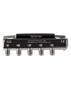 REPARTIDOR 5-2400MHZ F 4D 8/10DB INTERIOR 5152146 TELEVES