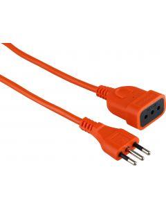 ALARGADOR PROFESIONAL DE 20M 10A 2P+T CON ALVEOLOS PROTEGIDOS - NARANJO 56404403 SCHNEIDER ELECTRIC