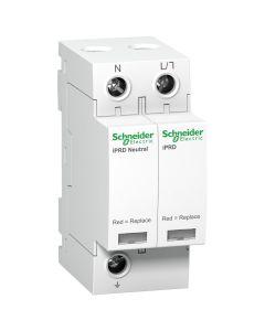 LIMITADOR DE SOBRETENSION CON CARTUCHO IPDR65R 1P + N 65501159 SCHNEIDER ELECTRIC