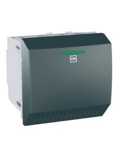 TRANSF DETEC. GAS  2P 12V GRAFITO 7161239 SCHNEIDER ELECTRIC