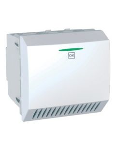 TRANSF DETEC. GAS  2P 12V BLANCO 7161839 SCHNEIDER ELECTRIC