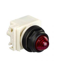 LED LUZ PILOTO 30 MM PLASTICO ROJO - 240V 900150759 SCHNEIDER ELECTRIC