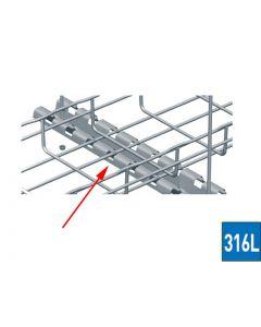 CABLOFIL RIEL FIJ CSN 3000 IN316L 901303404 LEGRAND