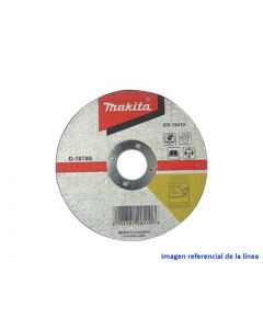 DISCO ABRASIVO 180X2 WA36R    A/NOX D1878657 MAKITA