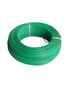 CABLE TAC 18 AWG 600V 105ø VE ROLLO 100MTS M15527570 COCESA