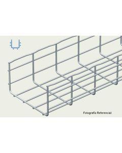 CF BANDEJA 105/100 INOX 304L (x TIRA 3 MT) T900089804 LEGRAND