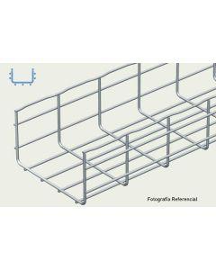 CF BANDEJA 105 150 INOX 304L (x TIRA 3 MT) T900090804 LEGRAND