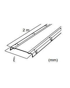 CF TAPA P/BANDEJA GC      50mm (x TIRA 2 MT) T964601304 LEGRAND